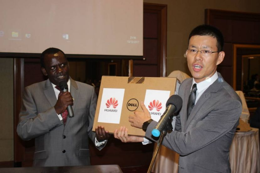 Technology Minister Applauds Huawei For Technological Transformation