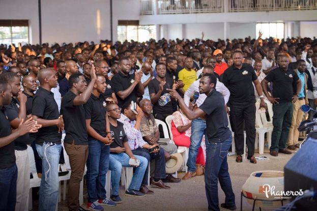 Gentlemen Gear Up For Phaneroo's 'Men Gather' Conference