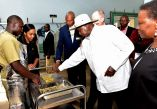 Uganda is the only country with a gold refinery in Sub Sahara Africa