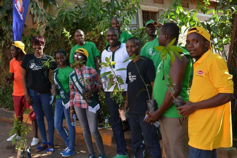 Uganda's Little Hands Go Green has over the years championed environment conservation