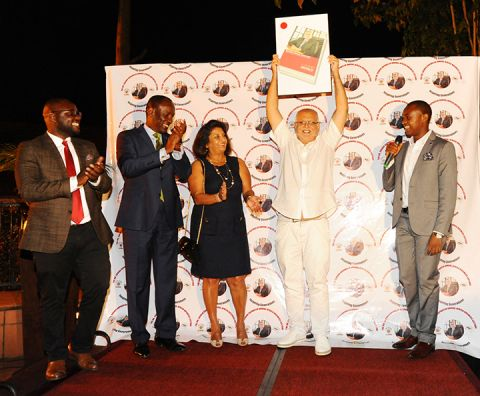 Businessman Sudhir Receives East Africa Book of Records Leadership Award