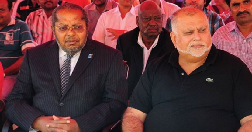 Bank of Uganda management fell out with businessman Sudhir Ruparelia over Crane Bank and the bikering continues.