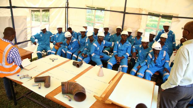 Graduates need to know that the oil and gas project is not going satisfy everyone's employment needs