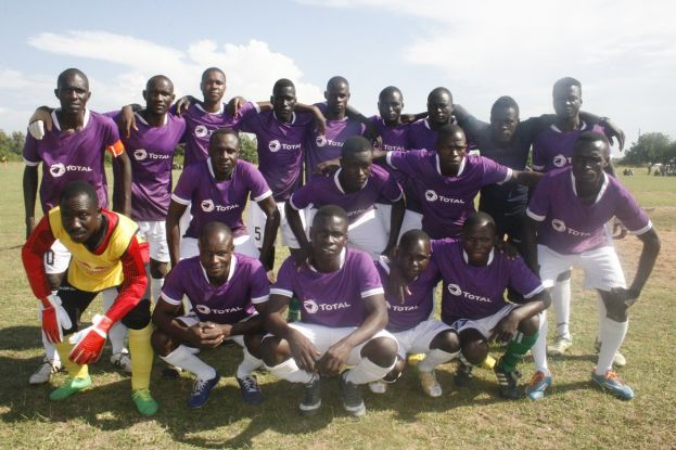 Masaka United FC Wins Total Trophy In Buliisa