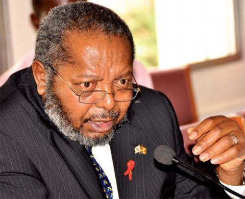 Central Bank EmmanuelTumusiime Mutebile