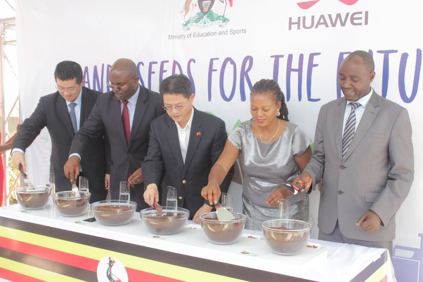 Huawei To Train Top ICT Uganda Under-Graduates In China.