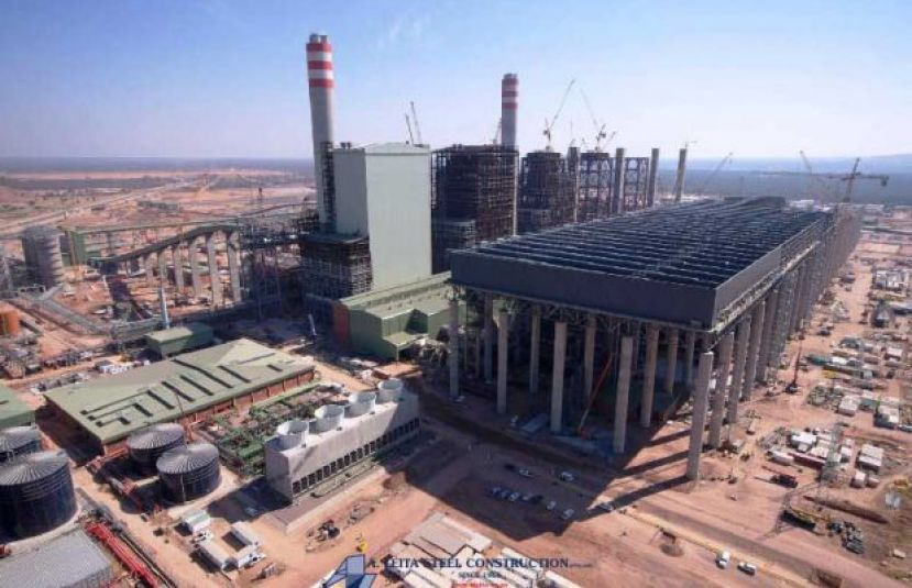 GE Reaches Half Way Point Of Medupi Power Plant Construction