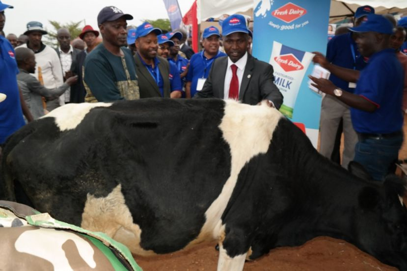 Fresh Dairy Supports Dairy Farmers To Boost Production Of Milk