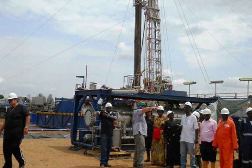 Oil development is taking shape in Bunyoro region