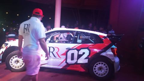 Rajiv Ruparelia To Make Pearl Of Africa Rally Debut