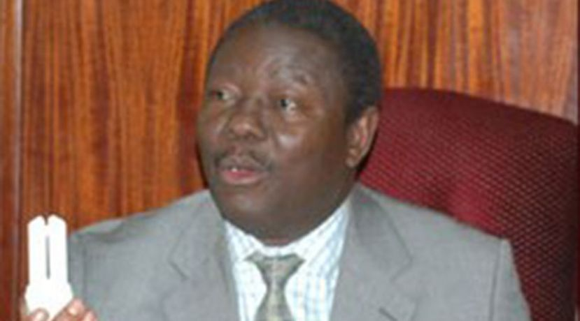 Dr. F.A. Kabagambe-Kaliisa, Permanent Secretary Ministry of Energy and Mineral Development