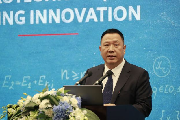 Song Liuping, Chief Legal Officer of Huawei