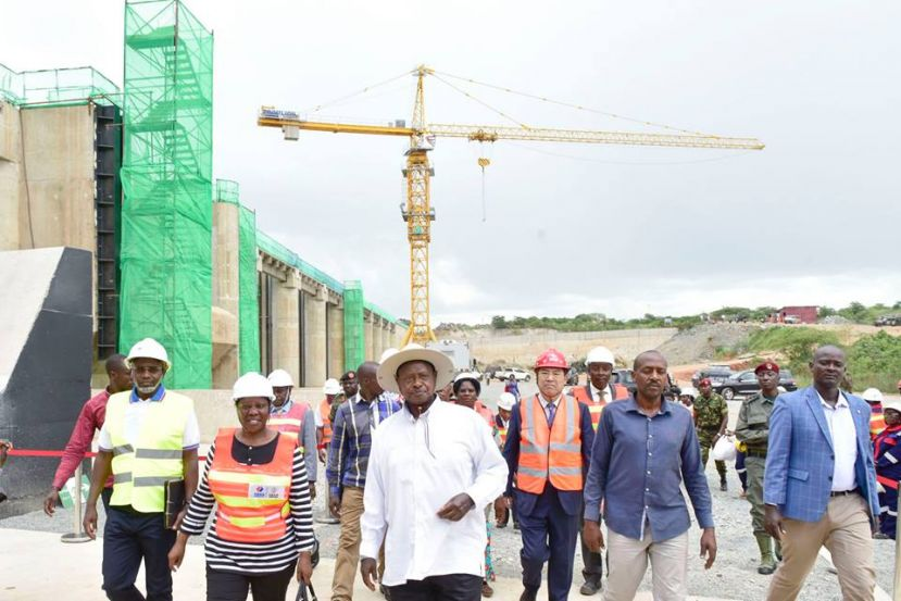 Karuma Hydro Power Project Completion Extended By One