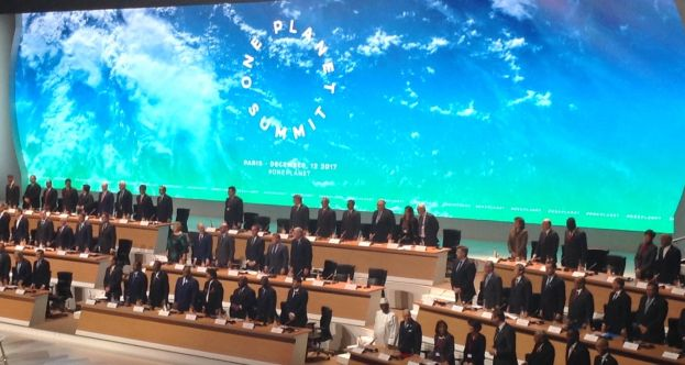 One Planet Summit To Make Crucial climate change Case