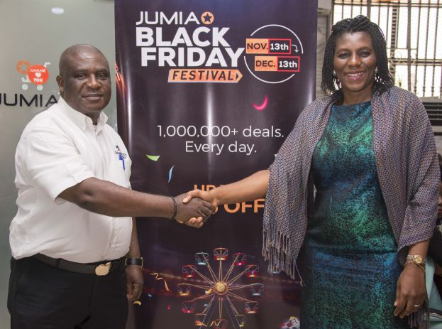 Dangote Cement Plc and the leading e-commerce platform, Jumia at the weekend signed a deal
