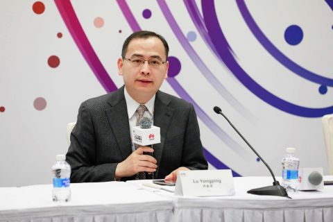 Lu Yongping -Vice President of the Global Energy Business Dept