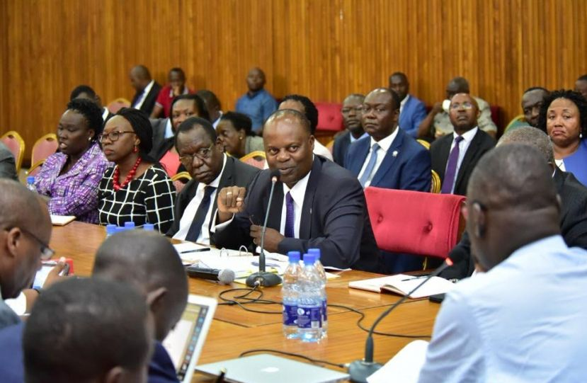 COSASE MPs Blame 'Inactive' BoU Board For Irregularities