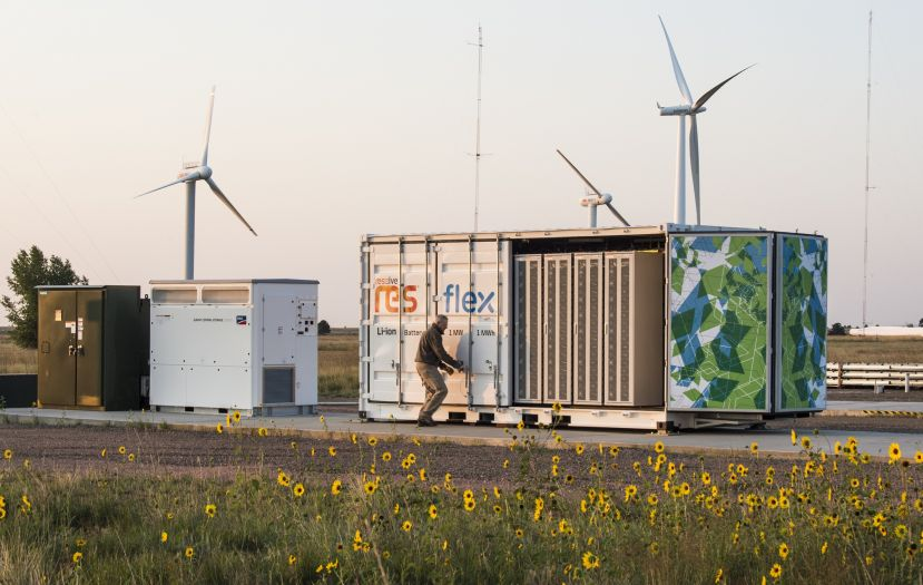 Energy storage capacity to triple by 2030, if countries double the share of renewables in the world's energy system
