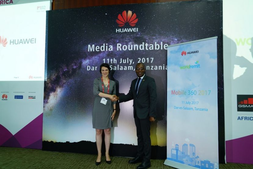 Dr. Bello Moussa, Director of Innovation and Industries Relations Huawei...