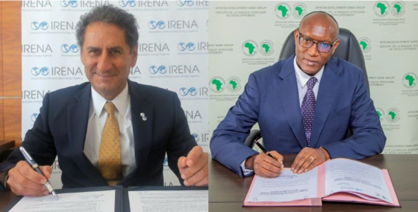 IRENA and African Development Bank Partner to Scale up Renewables Investments in Africa