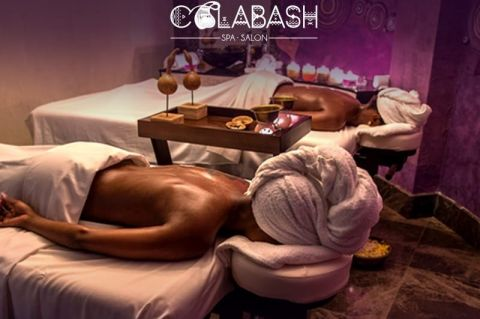 Calabash Spa and Salon is a luxurious spa and salon that provides a variety of services for the purpose of improving health