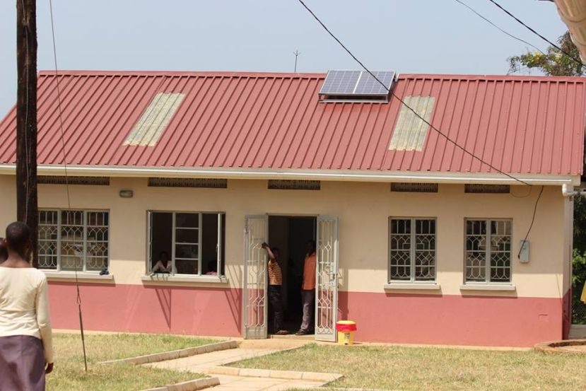 One of the health facilities in Hoima
