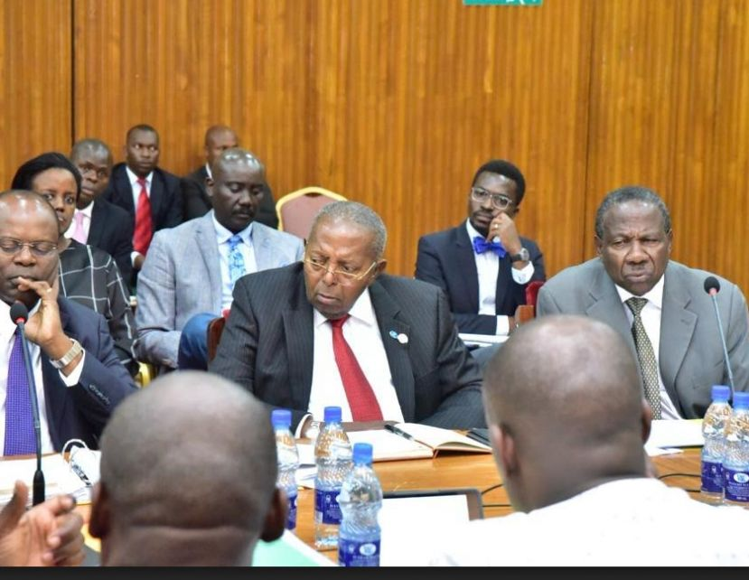 Kasaija Tells COSASE Bank Of Uganda Did Little To Save Closed Banks