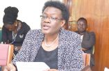 Inspector General of Government (IGG) Justice Irene Mulyagonja