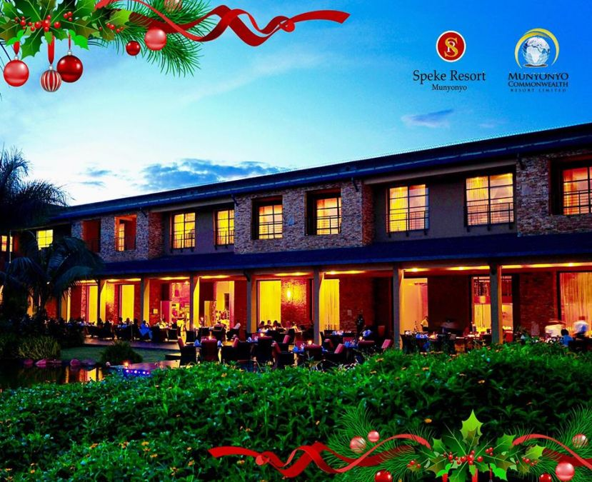 Festive Season Starts At Speke Resort