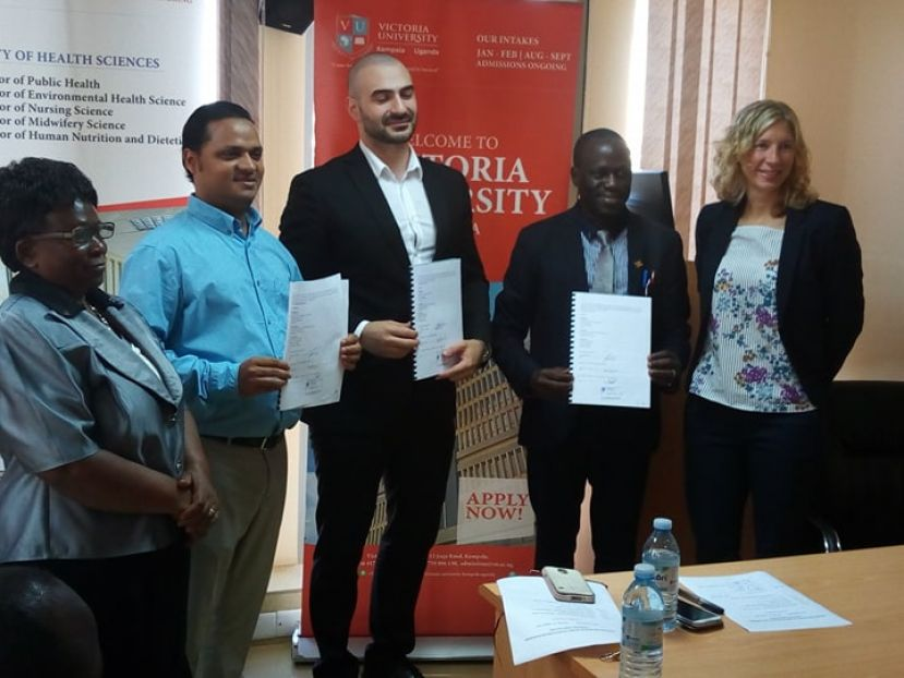 Victoria University Sign Digital Health Diagnostic Software MoU With Swedish Firm