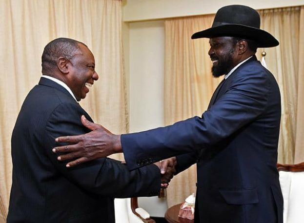 South Africa Signs Deal To Explore Prospective Oil Block In South Sudan