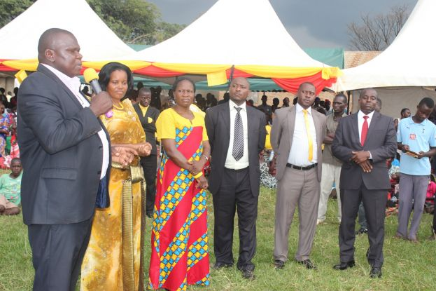 Politicians are teaming up to work for the people of Bunyoro