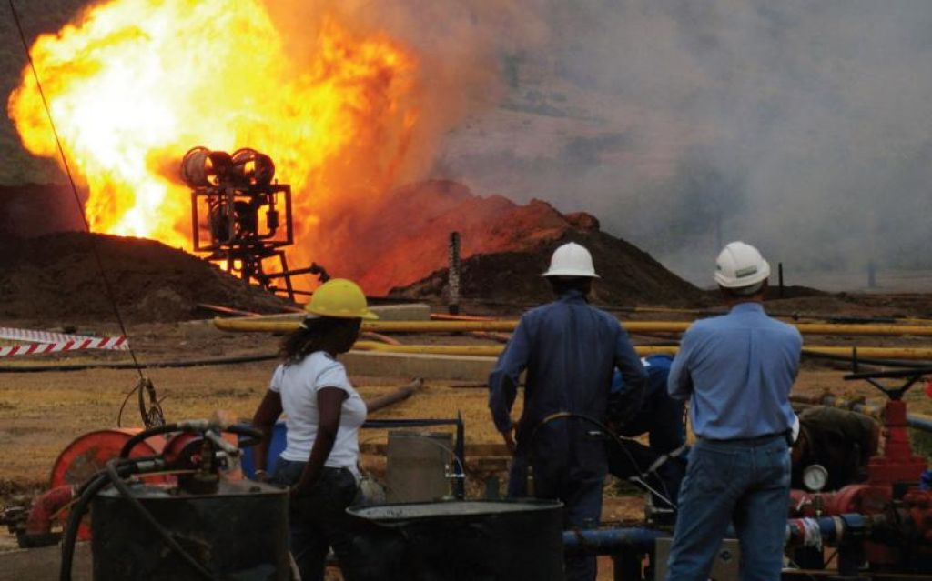 Image result for Uganda's oil and gas sector.