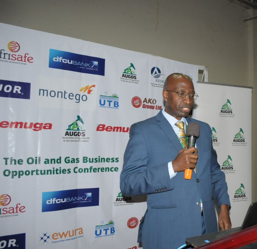 Ernest Rubondo, CEO Petroleum Authority Uganda