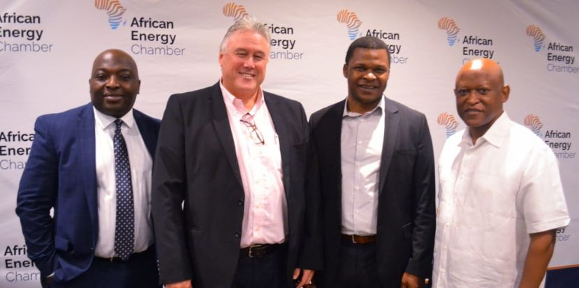 Oil & Gas Leaders Unpack South Africa's Massive Gas Discovery with the Africa Energy Chamber