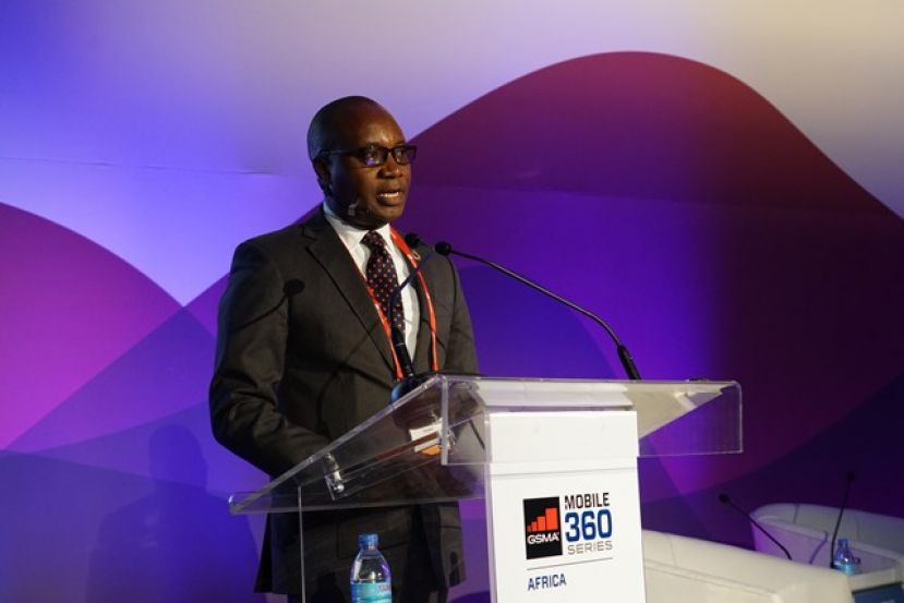 Huawei South Africa's, Director for Strategic Partnerships & New Technologies, Dr. Bello Moussa
