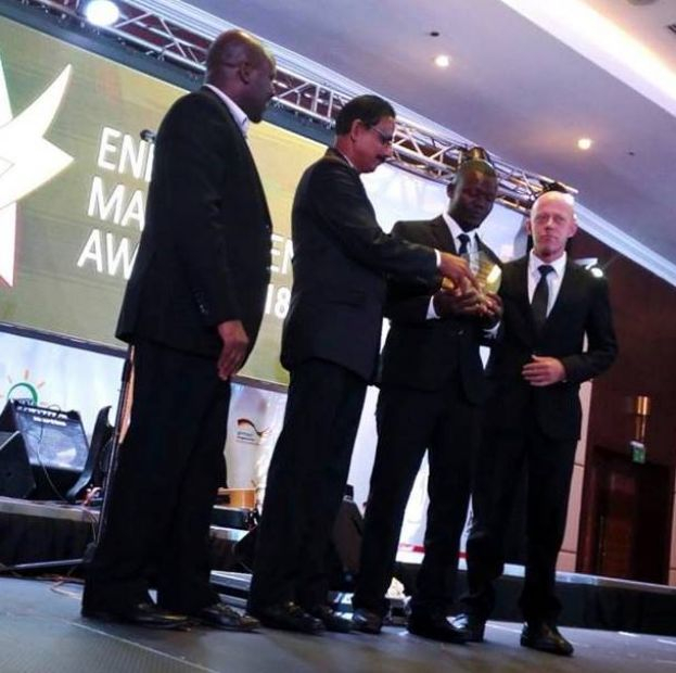 Speke Resort's Efficiency Recognized At Energy Management Award
