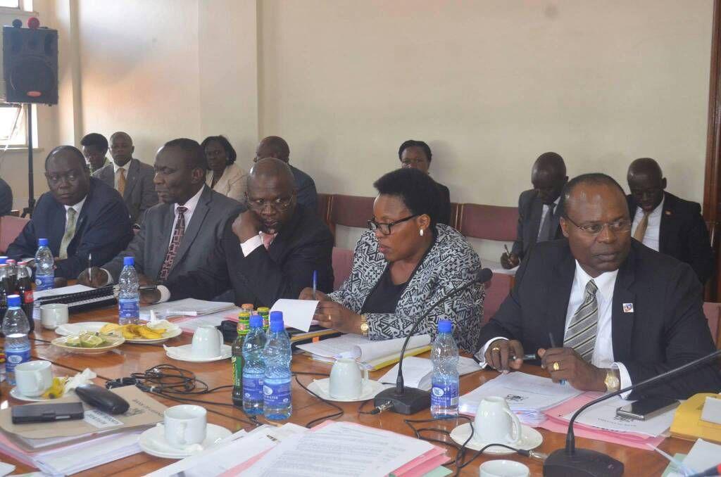 Image result for cosase uganda parliament