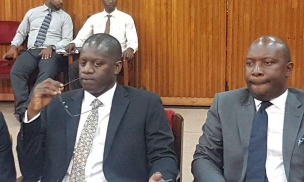 MMAKS Advocates lawyers appearing before cosase probe recently