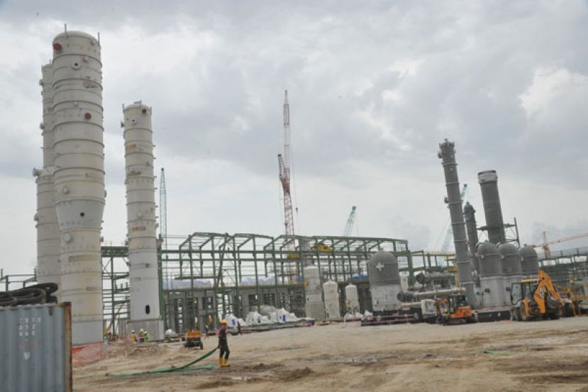 Nigeria is desperate to have the Dangote Refinery