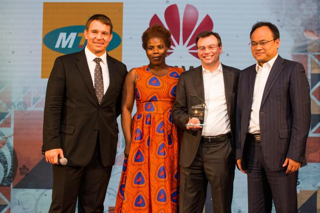 Huawei's Contribution To Empowering Telco Industry Recognised At AfricaCom 2017 Awards