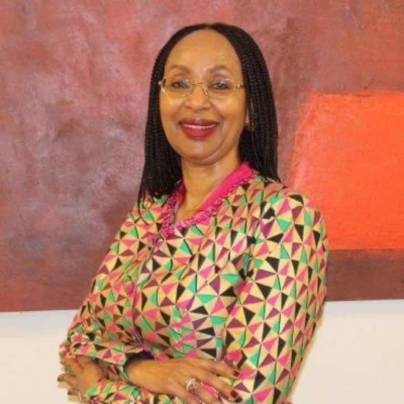 Anne Kabagambe, the executive director of the global bank for Africa Group