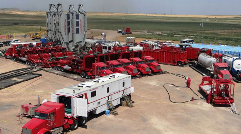 Halliburton Reports $28m Revenue Loss
