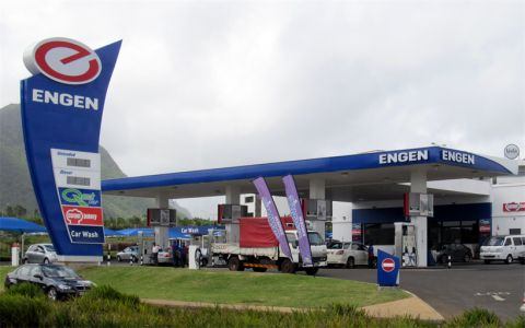 Engen will rebrand to Shell after the takeover