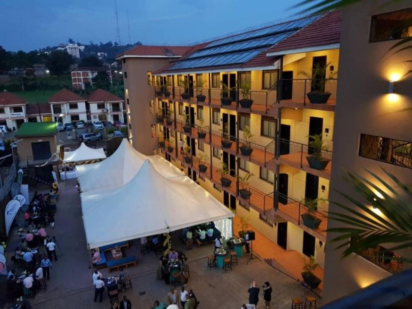Meera Investments, Speke Group of Hotels Open New Classy Apartments