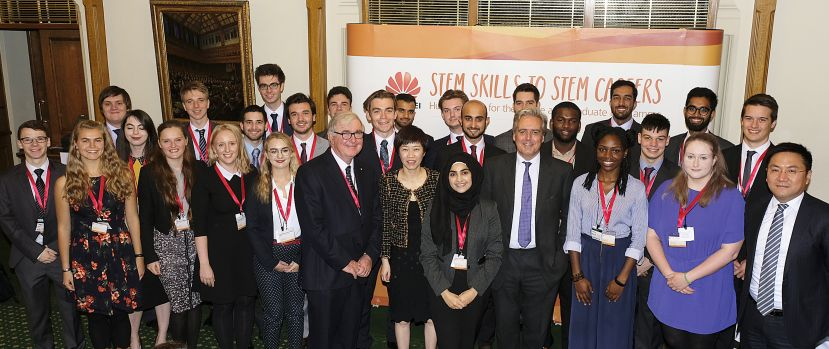 Celebrating the success of Huawei's STEM Skills and STEM Careers program...