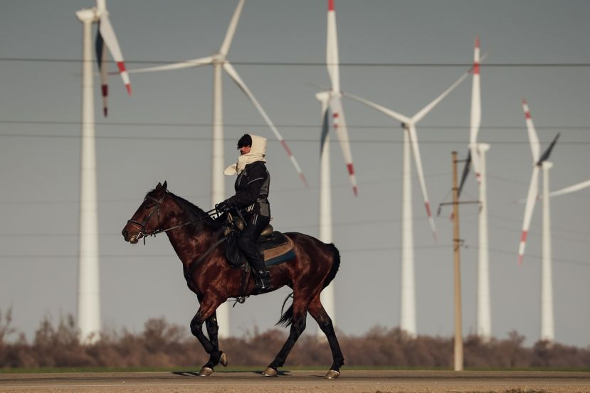 The largest wind farm in Russia has begun supplying electric power to the wholesale electricity and capacity market.