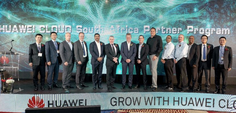 Huawei Cloud Unveiled In South Africa