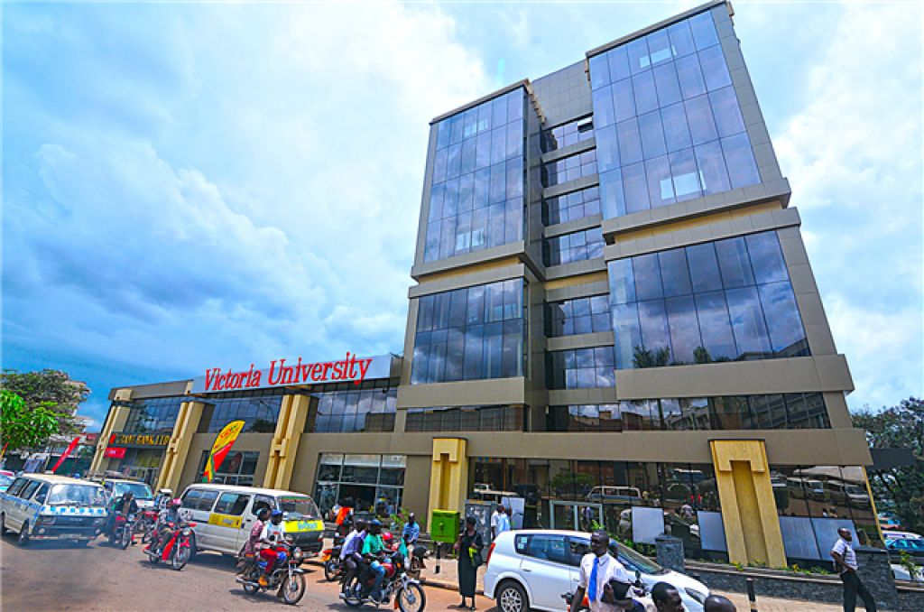 Image result for victoria university kampala