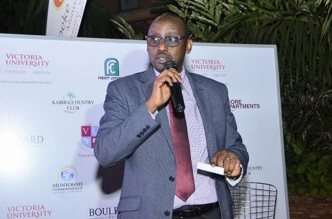 Stephen Asiimwe, the chief executive officer of Uganda Tourism Board